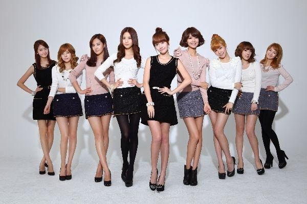 SNSD Girls Generation K Pop Poster 24 x 18 1