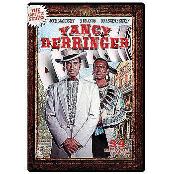 New Yancy Derringer The Complete Series 4 Disc DVD Set All 34 Episodes