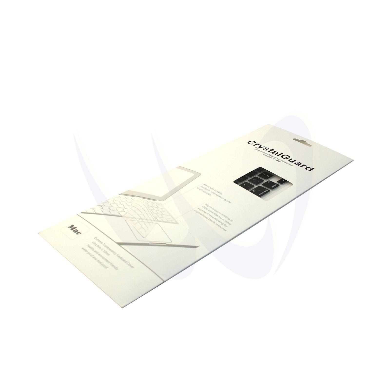 New Black Keyboard Cover Skin Shield for MacBook Pro 13 15 17 inch
