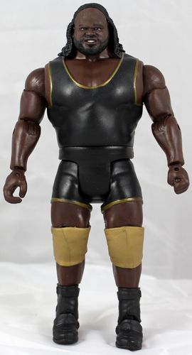 Mark Henry WWE Series 26 Mattel Toy Wrestling Action Figure
