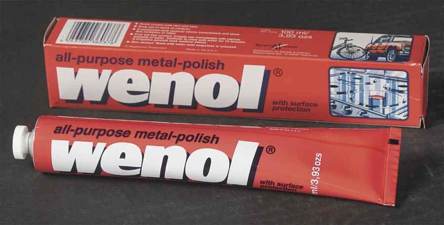 Wenol All Purpose Metal Polish 3796188