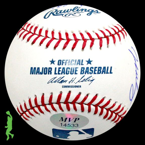 2012 ST. LOUIS CARDINALS TEAM SIGNED ROMLB BASEBALL BALL JON JAY