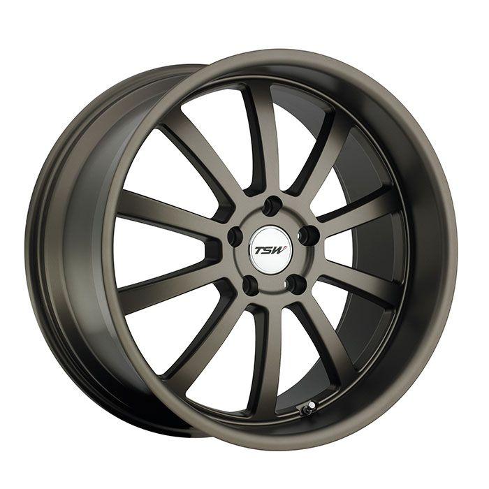 17 TSW Willow Bronze Rims Wheels Audi A3 A4 Quattro S4