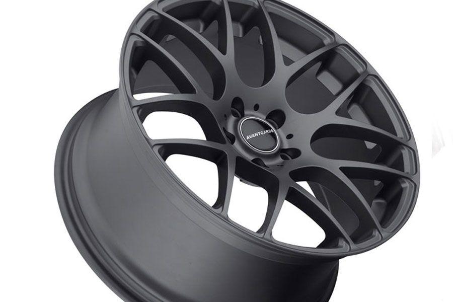 BMW E60 M5 Avant Garde M310 Concave Black Staggered Wheels Rims