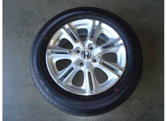 15 Honda Insight Wheel Rim Tire 10 12 EX Hybrid 11 64004