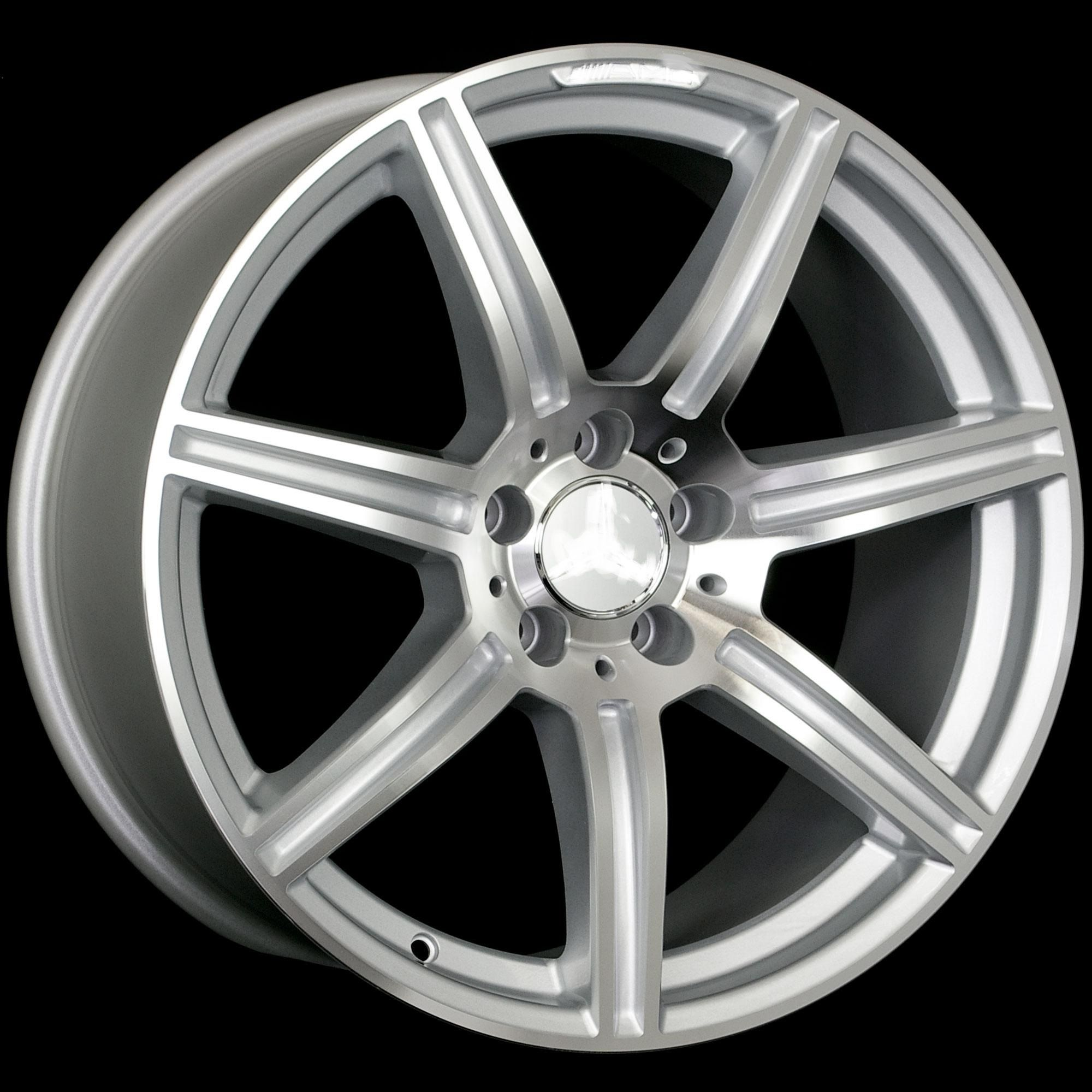 19 AMG E63 Style Wheels Rims Fit Mercedes s Class S320 S350 S500 S600