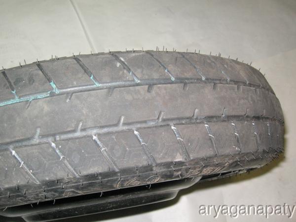 05 Honda Civic Spare Temporary Tire Wheel Rim Stock 125 70 15