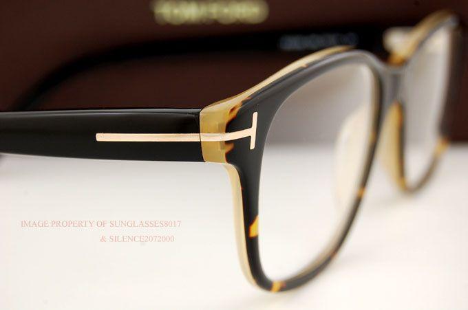 Brand New Tom Ford Eyeglasses Frames 5196 Color 005 Havana Men Women