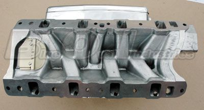 86 93 Ford Mustang Cobra EFI 5 8 351W Typhoon Upper Lower Intake