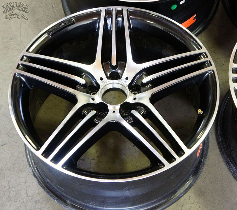 AMG Replica Wheels Rims 19 Mercedes W215 CL500 CL600 CL55 SL63