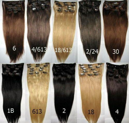 Волосы на заколках омск купить