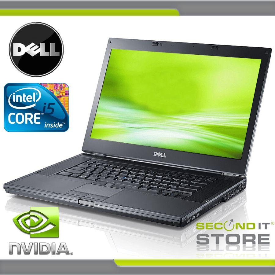 Latitude E6510 Intel Core i5 M 560 2 67 GHz 4 GB RAM 320 GB HDD UMTS