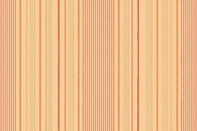 ROLLEN Vlies Tapete Estancia Streifen Gelb Rot Gold