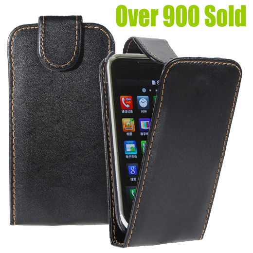 Flip Leather Pouch Case Cover SAMSUNG i9000 Galaxy S 4G Vibrant T959V