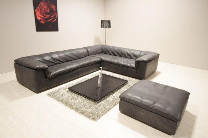 Schön KOINOR Modell Leggero Ecksofa Couch In Leder E Arabia * NEU